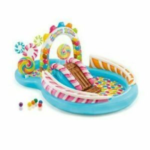 Intex 57149EP Candy Zone Play Center Inflatable Pool