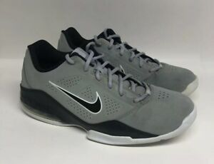 Details about NIKE AIR MAX FULL COURT 2 (511302 002) RUNNING SHOES GRAY WHITE MEN'S 10