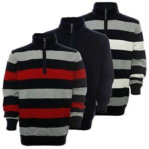 Kitaro Sweatshirt Sweat Shirt Pulli Herren Langarm Baumwolle