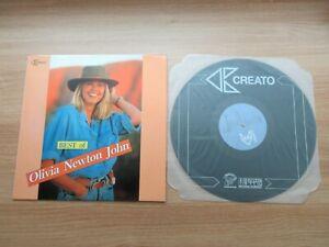 OLIVIA-NEWTON-JOHN-Best-Of-Olivia-Newton-John-1990-Korea-Vinyl-LP