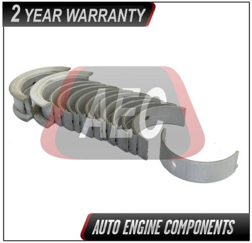 Main Bearing Set Fits Chevrolet Impala Nova Impala 3.8 4.1 L OHV - SIZE STD