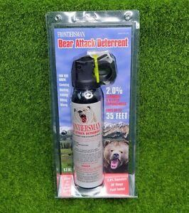 Frontiersman 35ft Bear Attack Deterrent Spray 9.2 OZ. - FBAD-06