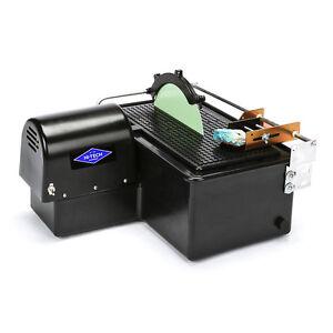 Hi Tech Diamond 10 Slab Saw Lapidary Saw Machine Includes Two Blades Vise Ebay