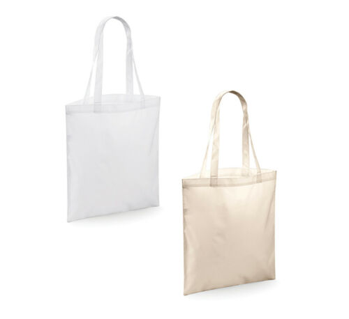 Shopper Einkaufstasche Tragetasche Baumwoll Canvas Tasche Sublimations geeignet