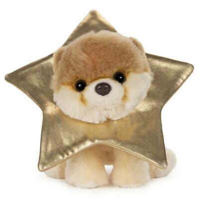 Gund 4030287 Bitty Pets Brown Dog Soft Toy