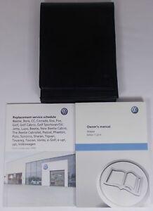 vw sharan 7n leather owners manual handbook service schedule book rh ebay ie vw passat owners manual 2012 vw passat owners manual 2016