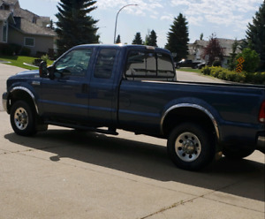 2007 F250 XLT Superduty for sale in good condition