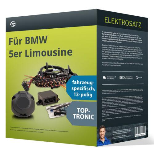 Für BMW 5er Limousine E-Satz 13-pol EBA spezifisch NEU inkl
