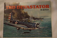WW2 USN USMC TDB Devastator Aircraft Squadron Signal Reference Book