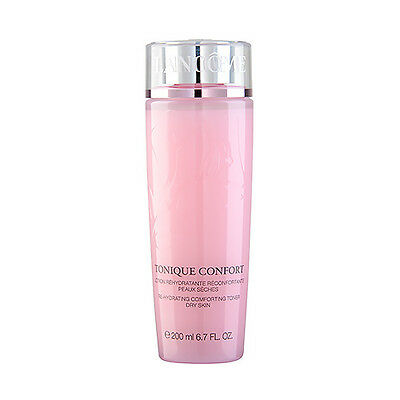 1 PC LANCOME Tonique Confort Re-Hydrating Comforting Toner Dry Skin 200ml