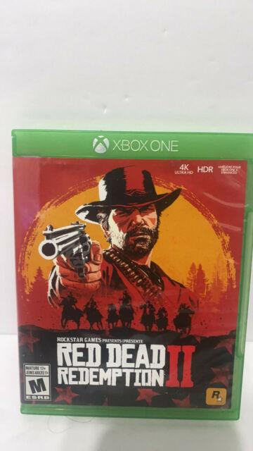 Red Dead Redemption 2 (2018 Xbox One Rockstar Games)