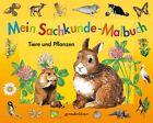 Mein Sachkunde-Malbuch Tiere und Pflanzen (orange) (2012, Taschenbuch)
