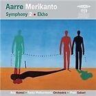 Aarre Merikanto - : Symphony No. 2; Ekho (2013)