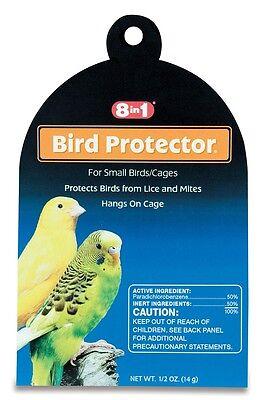 8 in 1 Bird Protector Small Birds .5oz (Free Shipping in USA)