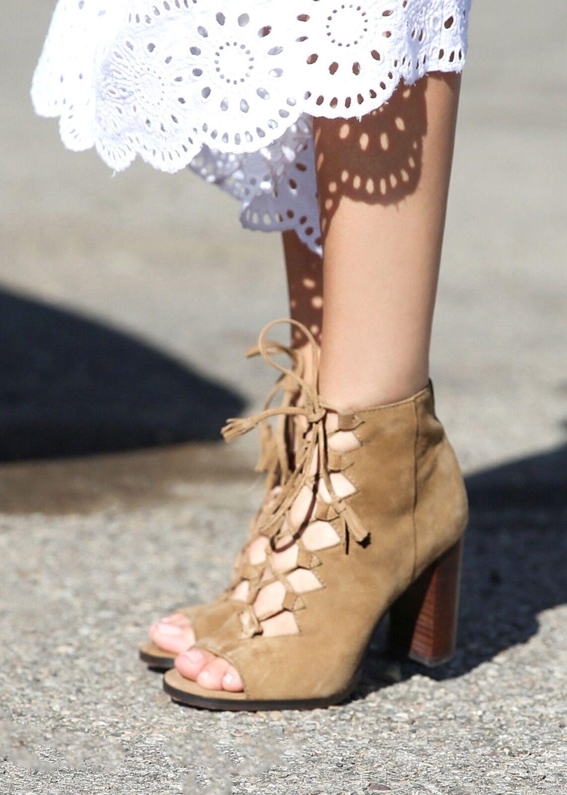 New Frye Gabby Ghillie Sandal (Size 7.5)