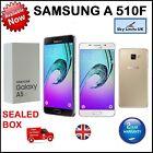Brand New Sealed Box Samsung Galaxy A5 2016 SM-A510F 16GB BLACK GOLD WHITE