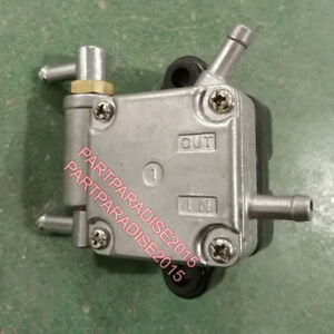 Details about Fuel pump fit for NEW YAMAHA OUTBOARD ENGINE F20 FOUR STROKE  F20SEHA