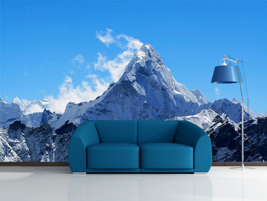 3D High mountain 8789 Wall Paper Print Wall Decal Deco Indoor Wall Murals