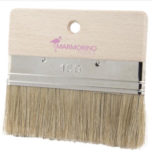 Textured Finish Brush Pennello Brosse Venetian Plaster 120mm FREE P/&P