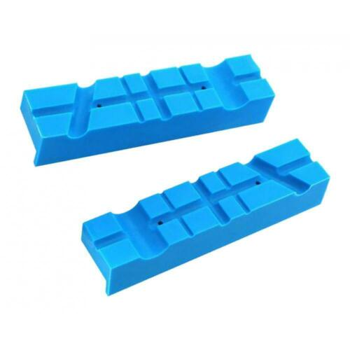 Bench Vise Soft Jaw Pads Magnetic Bench Vice Protectors Woodworking Tools