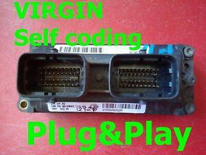 Plug&Play / VIRGIN FIAT PUNTO II 1.2 ECU 46760606 - IAW59F.M2 - FAST COURIER