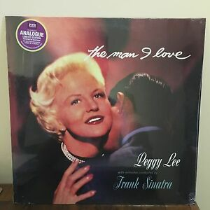 The-Man-I-Love-by-Peggy-Lee-Vocals-Vinyl-LP-Mar-2012-Pure-Pleasure-180-GRAM