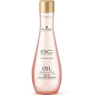 Schwarzkopf BC BONACURE Oil Miracle Rose Oil Rosenöl Finishing Treatment 100ml