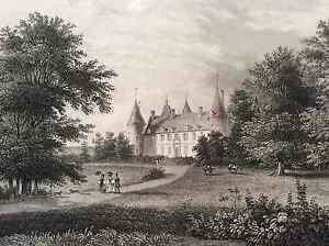 Castle-of-Lierville-First-half-Xixth-Expensive-and-Dormouse
