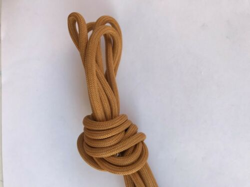 Outdoor round shoe boot laces for hiking work 40 42 45 48 50 54 inch 5 6 7 8 eye