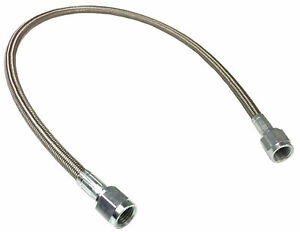 4-AN-6-034-Stainless-Braided-PTFE-Brake-Line-Straight-Ends-4-Brake-hose