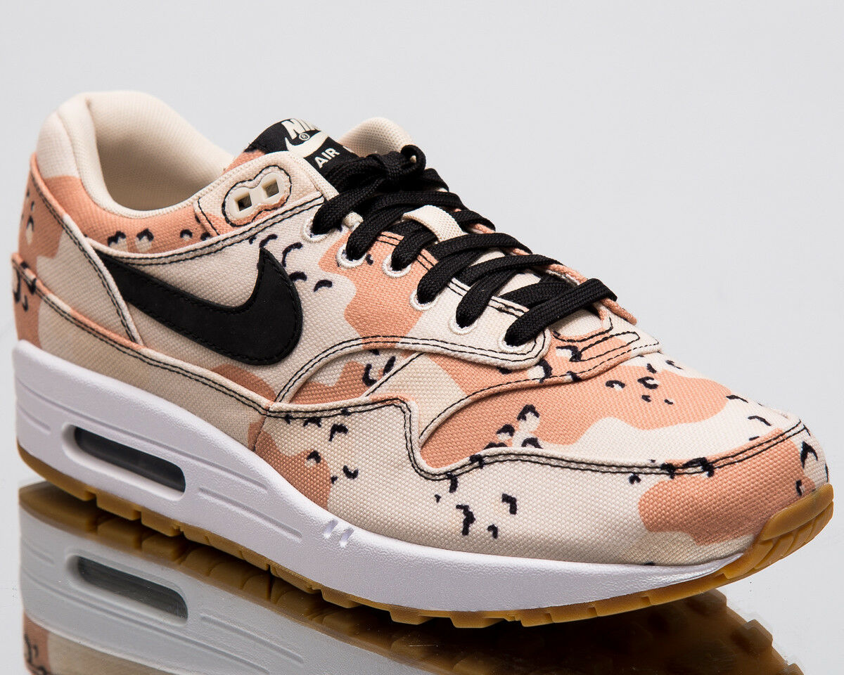 Nike Air Max 1 New Premium Desert Camo homme homme homme New 1 Beach Lifestyle aa190f