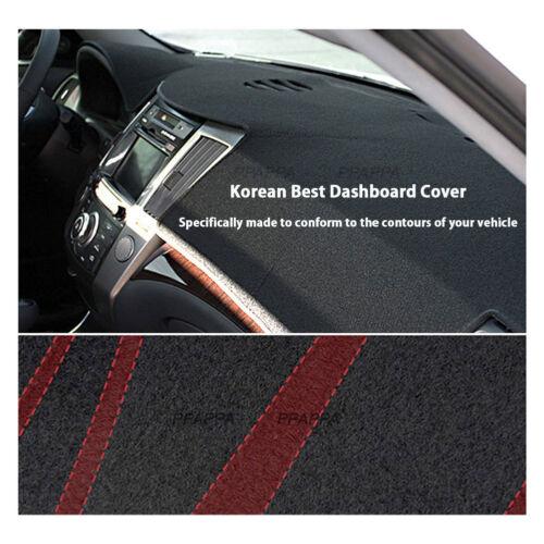 Car Interior DashMat Dashboard Cover for Kia Niro 2017