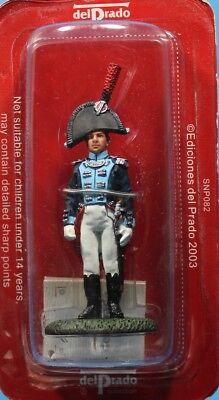 Del Prado Tin toy soldiers 1//32 SNP082 Officer Hessen-Darmstadt Leib-Regiment