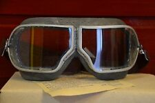 Authentic Soviet Army Aviation, Pilot, Tankman,Protective glasses,Goggles, WW2