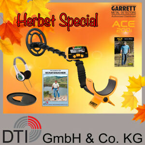 Garrett-ACE-200i-Metalldetektor-Metallsonde
