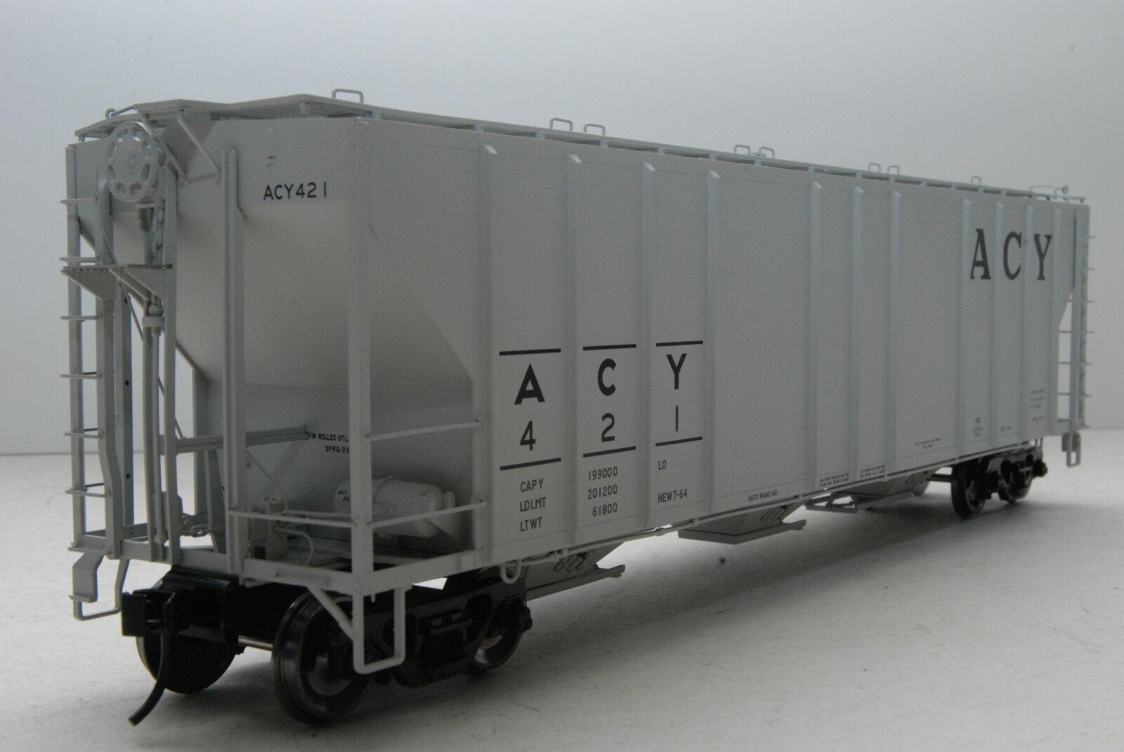 Atlas ACY PS-4427 Low Side Hopper 2 2 2 Rail  New O Scale bdd137
