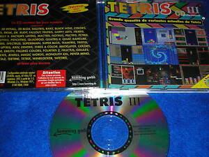 Details about Pc cd professional game tetris 3 III shareware hemming GmbH-  show original title