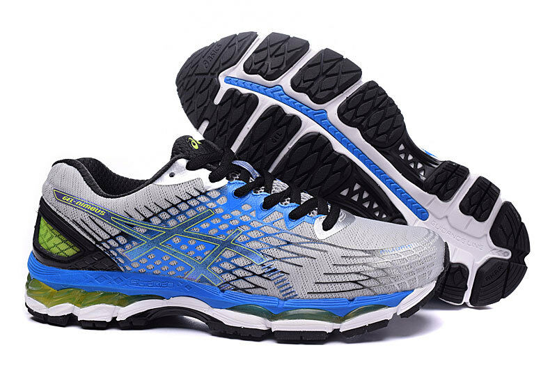 the latest bdb50 b8f02 Details about 2019 Mens Running Shoes ASICS Gel Nimbus 17 Trainers Running  Sports Sneakers New