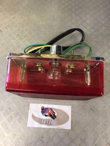 SUZUKI GS125 COMPLETE BRAKE STOP TAIL LIGHT 1982-1989