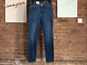 30c36444 Image is loading LEE-Scarlett-High-Waist-Skinny-Jeans