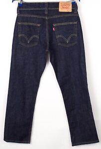 Levi's Strauss & Co Hommes 511 Slim Jambe Droite Jeans Extensible Taille W32 L28