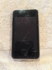 Apple iPod touch 2nd Generation Black (8 GB) Used in Good Condition (Parts)
