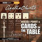 Cards on the Table: BBC Radio 4 Full-cast Dramatisation by Agatha Christie (CD-Audio, 2002)