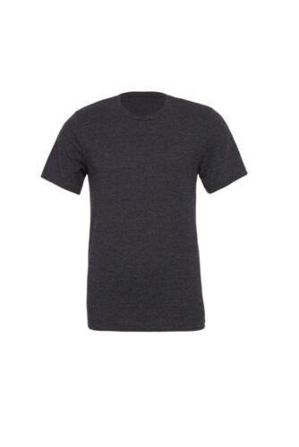 CANVAS-Unisex Cuello Redondo Camiseta de manga corta VARIOS COLORES