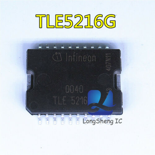 5pcs TLE5216G SOP-20 Smart Quad Channel Low-Side Switch IC new