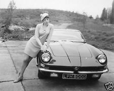 THE AVENGERS TV / RARE LINDA THORSON PHOTO