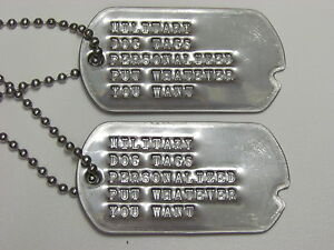 why do dog tags have a notch