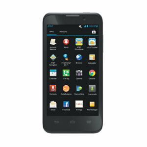 ZTE-Unico-Z998-Black-AT-amp-T-GSM-Unlocked-Android-4G-LTE-Smartphone