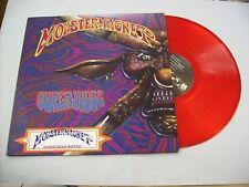 MONSTER MAGNET - SUPERJUDGE - LP RED VINYL EXCELLENT CONDITION 1993