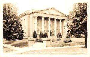 RPPC-Library-Central-College-of-Education-Ellensburg-WA-c1940s-Ellis-Postcard